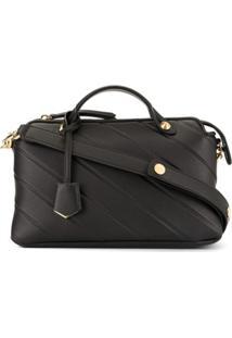 Fendi Medium By The Way Shoulder Bag - Preto