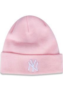... Gorro New York Yankees Mlb New Era - Feminino 3b086df5f50
