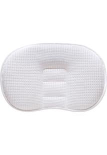 Travesseiro Com Tecido Respirável Branco Girotondo Baby Travesseiro Com Tecido Respirável Branco Girotondo Baby