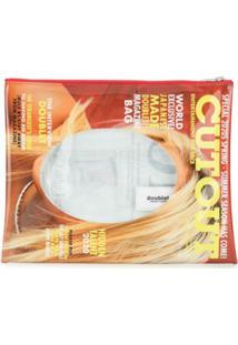 Doublet Clutch Faceout Magazine - Vermelho