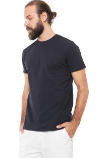 Camiseta Richards Urban Básica Preta