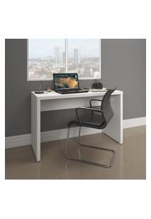 Mesa Escrivaninha Artany Toq 1200 Home Office Branco