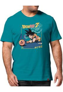 Camiseta Dragon Bar Z