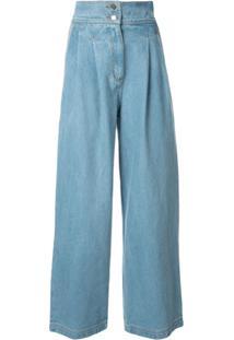 Ingorokva Calça Jeans 'Joslin' - Azul