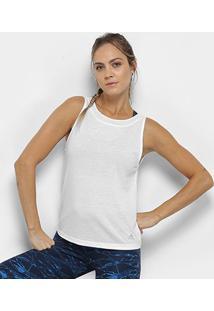 Regata Adidas Back Feminina - Feminino-Branco