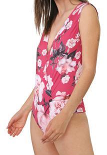 Body Lança Perfume Floral Rosa
