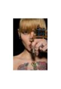 Painel Adesivo De Parede - Tatuagem - Tattoo - 1547Pnm