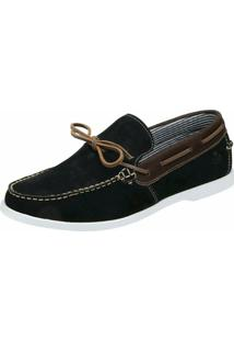 Dockside Shoes Grand - Masculino-Preto