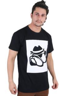 Camiseta Bsc Logo - Masculino