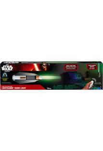 Luminária Uncle Milton Sabre De Luz Luke Skywalker™ Star Wars™ Verde