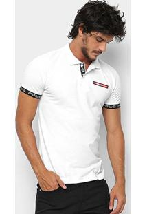Camisa Polo Polo Rg 518 Lisa Masculina - Masculino
