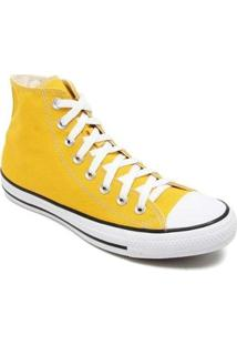 Tênis Converse Chuck Taylor All Star Hi - Feminino-Amarelo