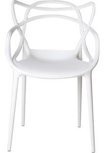 Cadeira Allegra Branca - Rivatti