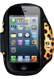 Porta Celular Iphone Onça