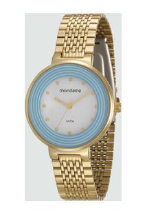 Kit Relógio Feminino Mondaine 99122Lpmvde2K1