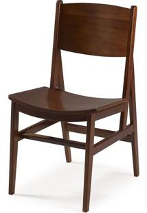Cadeira Dumon Cor Cacau - 30774