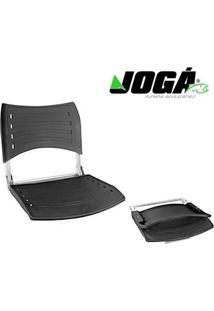 Cadeira Giratória Jogá Dobrável P/ Barcos - Unissex