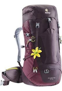 Mochila De Ataque Deuter Futura Pro 34 Sl 2018 Para Hiking Roxo