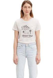 Camiseta Levis Surf Fit -32073 - Feminino