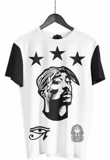 Camiseta The Garage Custom Tees 2Pac Star