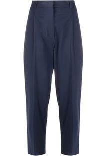 Ps Paul Smith Tapered Trousers - Azul