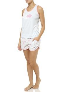 Pijama Curto Feminino - Feminino