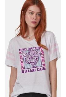 Camiseta Athletic Feminina Luan Santana Quando A Bad Bater - Feminino