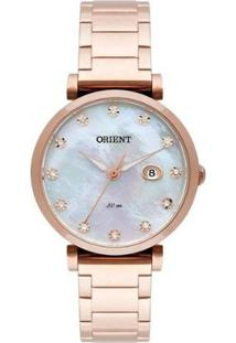 Relógio Orient Feminnino Frss1030 B1Rx - Feminino-Rose Gold