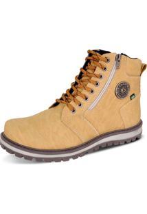 Bota Adventure Cr Shoes Amarelo