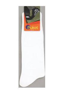 Meia Masculina Casual Canelada Puket Worksocks (7325) Modal