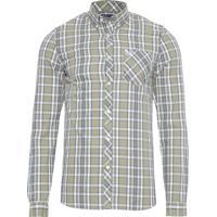 Camisa Masculina Xadrez Bold - Verde f0ff018fd5bb1