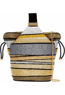 Bienen Davis Bolsa Bucket Kit - Dourado