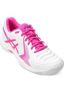 Tênis Asics Gel Game 6 Feminino - Feminino-Pink