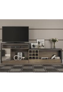 Rack Extensível Para Tv Tb221E - Dalla Costa Elare