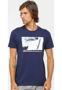 Camiseta Element Brasília Masculina - Masculino