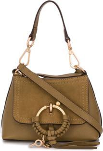 See By Chloé Joan Mini Shoulder Bag - Verde