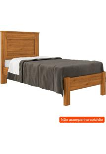 Cama Solteiro Munique Nature