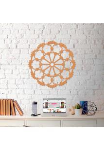 Escultura De Parede A Laser Mandala Perfect