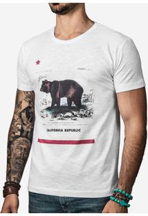Camiseta California 0107
