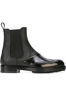 Pierre Hardy Twin Ankle Boots - Preto