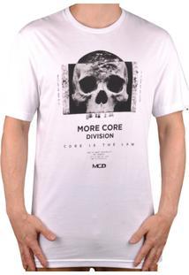 Camiseta Mcd Skull Face Masculina - Masculino