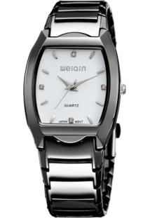 Relógio Weiqin Analógico W4194G - Branco