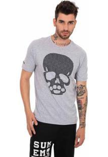Camiseta Sumemo Caveirão - Masculino