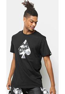 Camiseta Mcd Regular Minerals Spade Masculina - Masculino