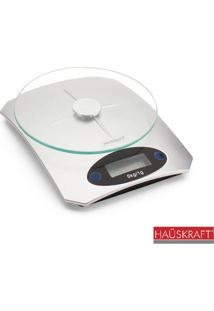 Balança De Cozinha Digital Alta Precisão 5Kg Hauskraft