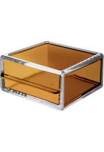 Mini Gaveta Organizadora Beauté 10,3 X 10 X 5,4 Cm Mel Coza