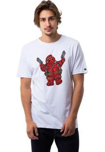 Camiseta Liv Geek Marshpool - Unissex