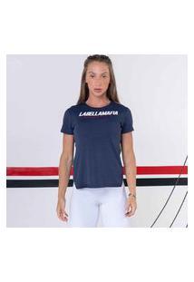 Camiseta Essentials Azul Camiseta Essentials Azul 21952 - G/L