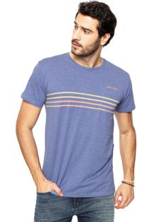 Camiseta Billabong Spin Azul