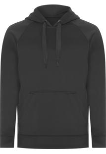 Casaco Masculino Over Soft Tech - Preto